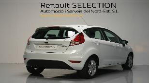 Foto 2 de Ford Fiesta 1.25 Duratec Trend 44 kW (60 CV)