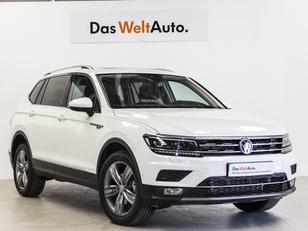 Volkswagen Tiguan Allspace 2.0 TDI Sport 4Motion DSG 110 kW (150 CV)  de ocasion en Madrid