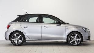 Foto 2 de Audi A1 Sportback 1.4 TDI Adrenalin 66 kW (90 CV)