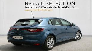 Foto 2 de Renault Megane dCi 110 Intens Energy 81 kW (110 CV)