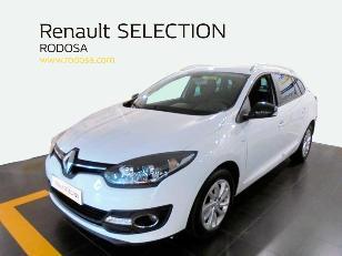 Renault Megane Sport Tourer dCi 95 Limited 70 kW (95 CV)  de ocasion en Pontevedra