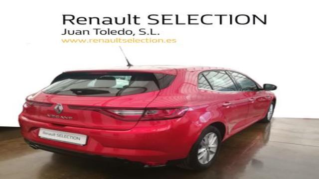 foto 3 del Renault Megane dCi 110 Energy Zen 81 kW (110 CV)