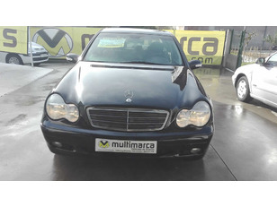 Mercedes-Benz Clase C C 200 CDI AVANTGARDE 90 kW (122 CV)