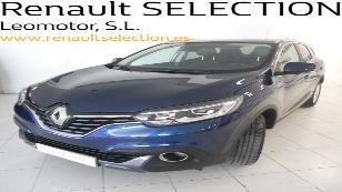 Renault Kadjar dCi 110 Zen Energy EDC ECO2 81 kW (110 CV)  de ocasion en León