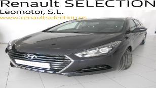 Hyundai i40 CW 1.7 CRDI BlueDrive Tecno 85 kW (115 CV)  de ocasion en León
