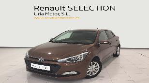 Hyundai i20 1.4 MPI Klass Auto 74 kW (100 CV)  de ocasion en Asturias