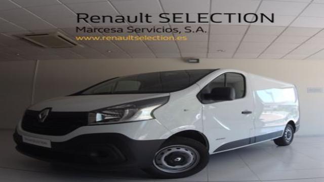Renault Trafic dCi 120 Furgon 27 L1H1 88 kW (120 CV)