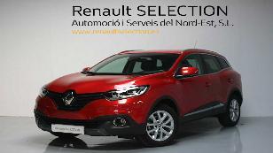 Renault Kadjar dCi 130 Energy Zen 96 kW (130 CV)  de ocasion en Girona