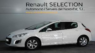 Peugeot 308 1.6 VTi Active 88 kW (120 CV)  de ocasion en Girona