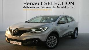 Renault Kadjar dCi 110i Intens Energy ECO2 81 kW (110 CV)  de ocasion en Girona