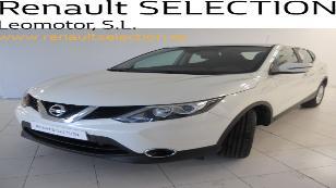 Nissan Qashqai 1.5 dCi Acenta Sensores Aparcamiento 4x2 81 kW (110 CV)