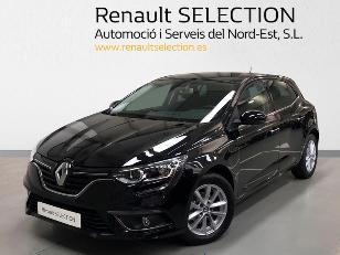 Foto Renault Megane dCi 90 TECH ROAD Energy 66 kW (90 CV)
