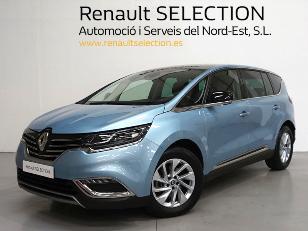 Renault Espace dCi 160 Zen Energy TT EDC 118 kW (160 CV)  de ocasion en Girona