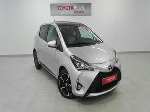 Toyota Yaris 1.5 Feel 82 kW (111 CV)  de ocasion en Guadalajara