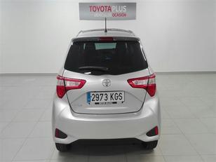 Foto 2 de Toyota Yaris 1.5 Feel 82 kW (111 CV)