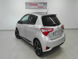 Foto 3 de Toyota Yaris 1.5 Feel 82 kW (111 CV)