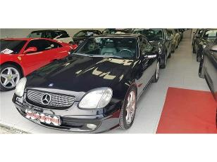Mercedes-Benz Clase SLK SLK 200 K Final Edition 120kW (163CV)