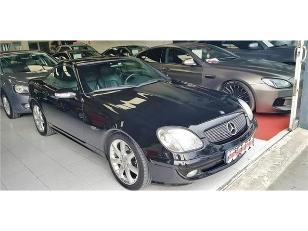Foto 1 de Mercedes-Benz Clase SLK SLK 200 K Final Edition 120kW (163CV)
