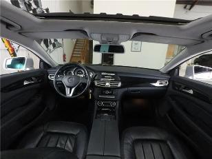 Foto 4 de Mercedes-Benz Clase CLS CLS 350 CDI 195 kW (265 CV)