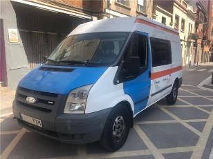 Foto 1 Ford Transit Tourneo FT 280S Bus 8 Plazas 81 kW (110 CV)