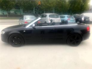 Foto 3 de Audi A4 Cabrio 2.0 TFSI Multitronic 147 kW (200 CV)