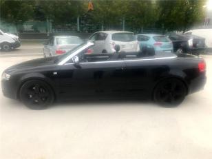 Foto 4 de Audi A4 Cabrio 2.0 TFSI Multitronic 147 kW (200 CV)