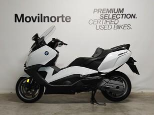 Foto BMW Motorrad C 650 GT