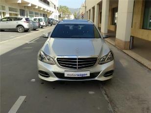 Foto 1 de Mercedes-Benz Clase E E 220 CDI Estate 125kW (170CV)