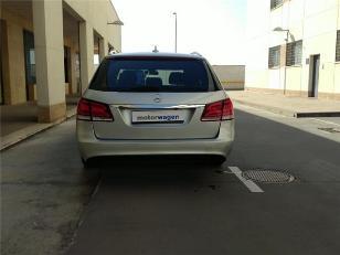 Foto 3 de Mercedes-Benz Clase E E 220 CDI Estate 125kW (170CV)