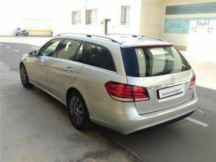 Foto 4 de Mercedes-Benz Clase E E 220 CDI Estate 125kW (170CV)