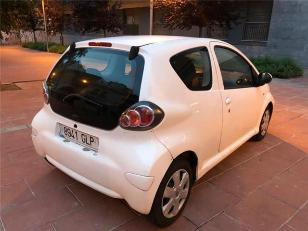 Foto 2 de Toyota Aygo 1.4 D Blue 40 kW (54 CV)