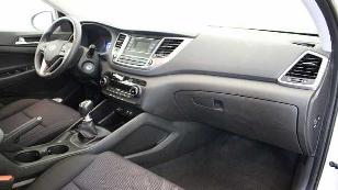Foto 1 de Hyundai Tucson 1.7CRDI BlueDrive Klass 4x2 85 kW (115 CV)