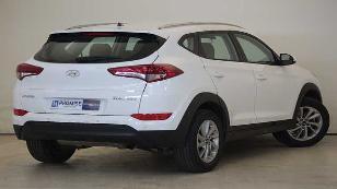 Foto 2 de Hyundai Tucson 1.7CRDI BlueDrive Klass 4x2 85 kW (115 CV)
