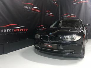 BMW Serie 1 118d 105 kW (143 CV)  de ocasion en Madrid