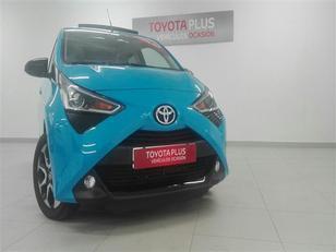 Foto 2 de Toyota Aygo 70 x-wave 53 kW (72 CV)