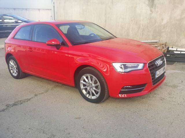 Audi A3 1.6 TDI de segunda mano