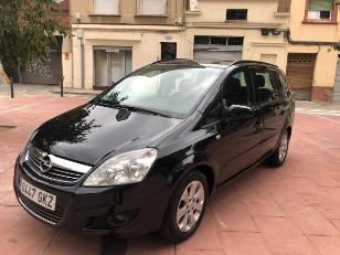 Foto Opel Zafira 1.6 16v Energy 85kW (115CV)