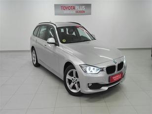 Foto 1 de BMW Serie 3 318d Touring 105kW (143CV)