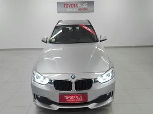 Foto 4 de BMW Serie 3 318d Touring 105kW (143CV)