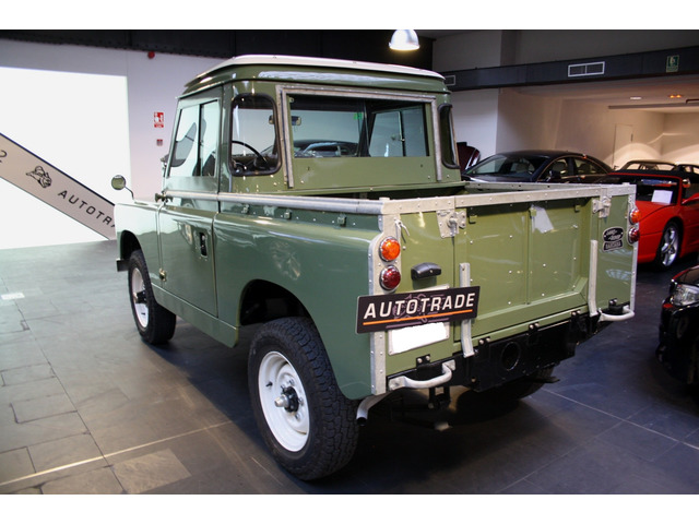 Land Rover Santana 88 Pick Up 81CV