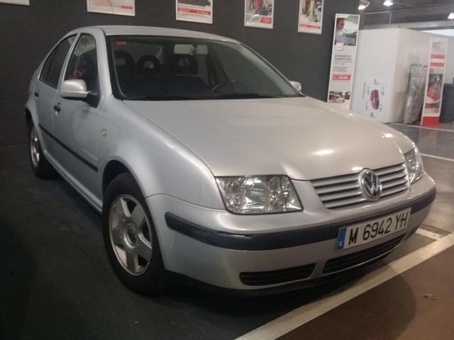 Volkswagen Bora 1.9 TDI de segunda mano