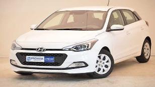 Hyundai i20 1.2 MPI Klass 62 kW (84 CV)  de ocasion en Alicante