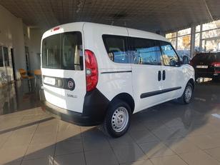 Foto 2 de Fiat Dobló Panorama 1.6 Multijet Dynamic 66 kW (90 CV)