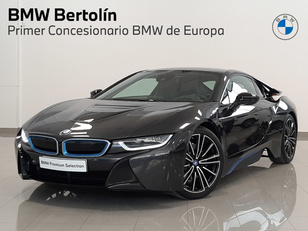 BMW i8 Coupe 275 kW (374 CV)