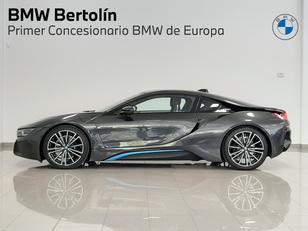 Foto 2 de BMW i8 Coupe 275 kW (374 CV)