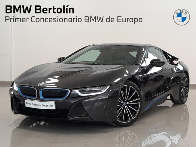 fotoG 0 del BMW i8 Coupe 275 kW (374 CV) 374cv Híbrido Electro/Gasolina del 2018 en Valencia