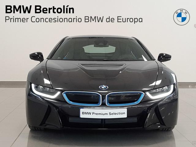fotoG 1 del BMW i8 Coupe 275 kW (374 CV) 374cv Híbrido Electro/Gasolina del 2018 en Valencia