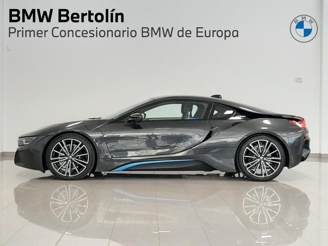 fotoG 2 del BMW i8 Coupe 275 kW (374 CV) 374cv Híbrido Electro/Gasolina del 2018 en Valencia