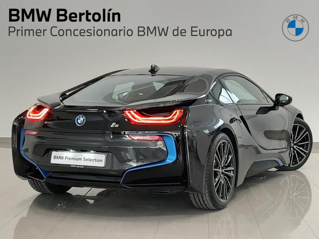 fotoG 3 del BMW i8 Coupe 275 kW (374 CV) 374cv Híbrido Electro/Gasolina del 2018 en Valencia