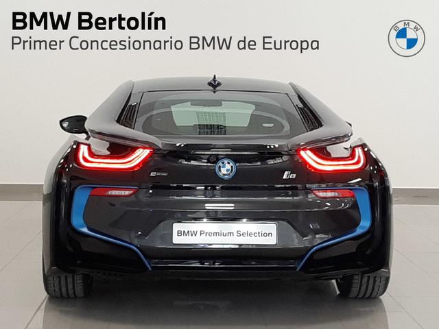 fotoG 4 del BMW i8 Coupe 275 kW (374 CV) 374cv Híbrido Electro/Gasolina del 2018 en Valencia